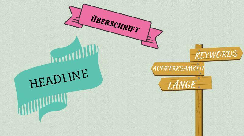 7 Tipps für die perfekte Überschrift