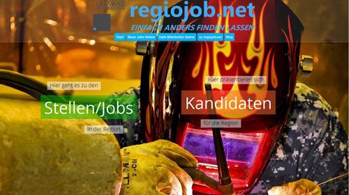 Regiojob_Startseite
