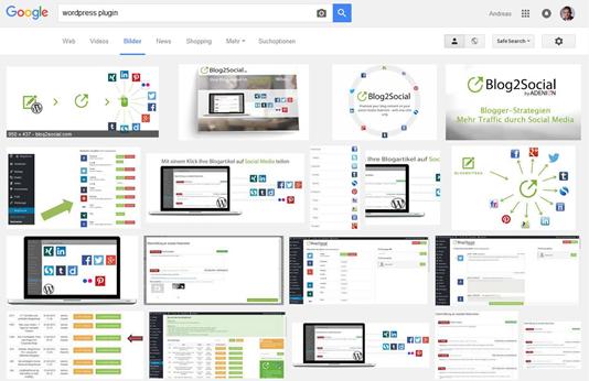 Google Bildersuche: So werden Inhalte über Bilder bei Google gefunden