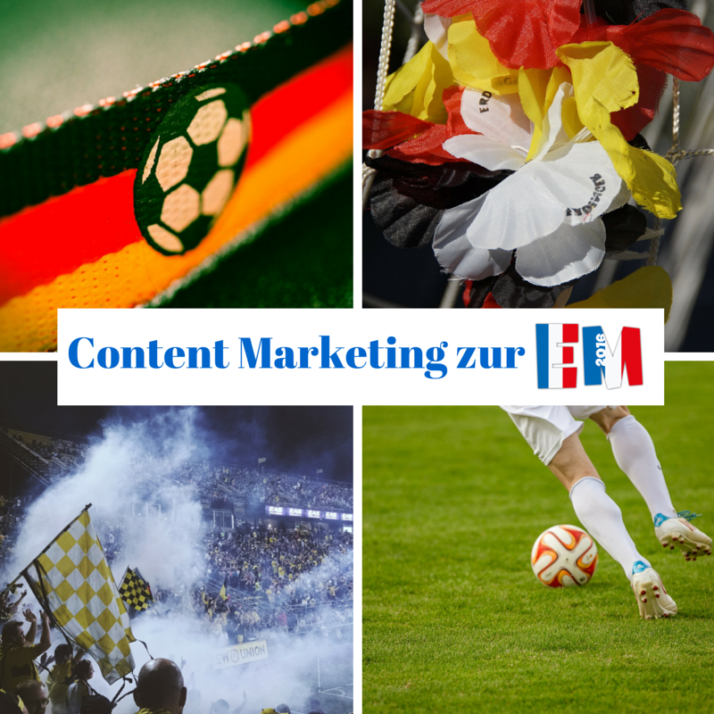 Content Marketing zur EM