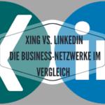 XING vs. LinkedIn