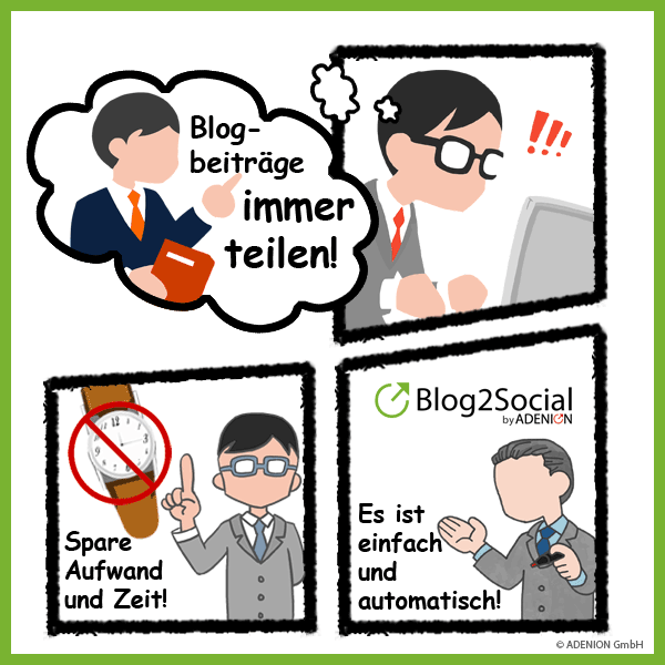 Social Media Blog Turbo starten