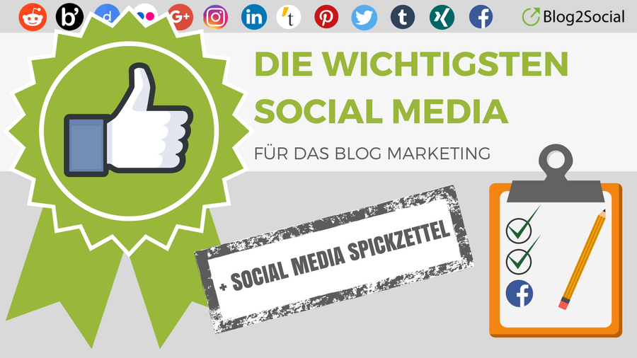 die-wichtigsten-social-media-fuer-das-blog-marketing