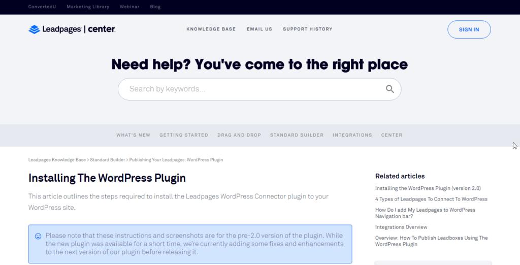 Marketing Tools für Blogger: Leadingpages zur Leadgewinnung