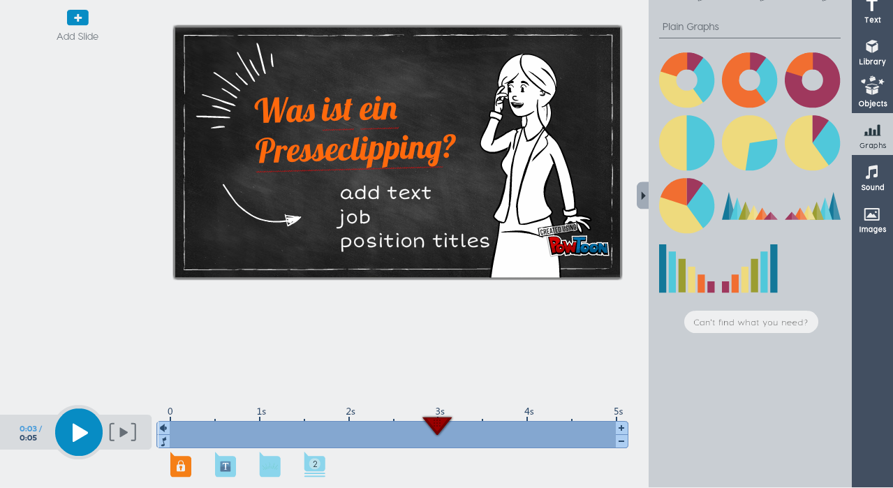 Essentielle Tools und Plugins für Corporate Blogger - Video-Editing mit PowToons