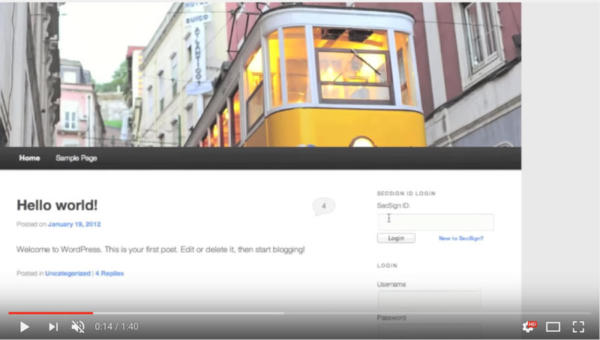 Abbildung3: Das YouTube Video zeigt dir das einfache Prinzip