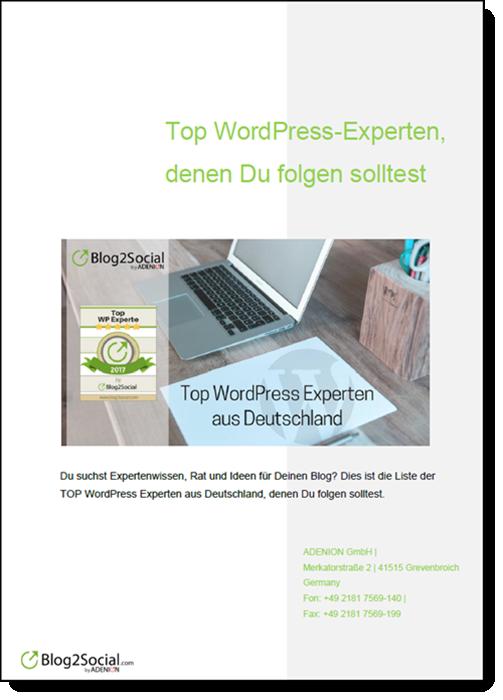 Die_besten_WordPress_Experten_Deutschlands