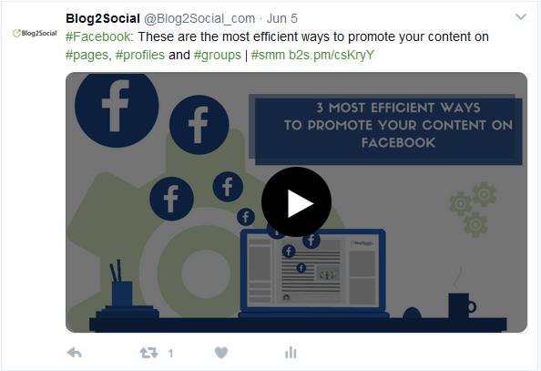Twitter-Tipps: Poste direkt eingebettete Videos für mehr Interaktion