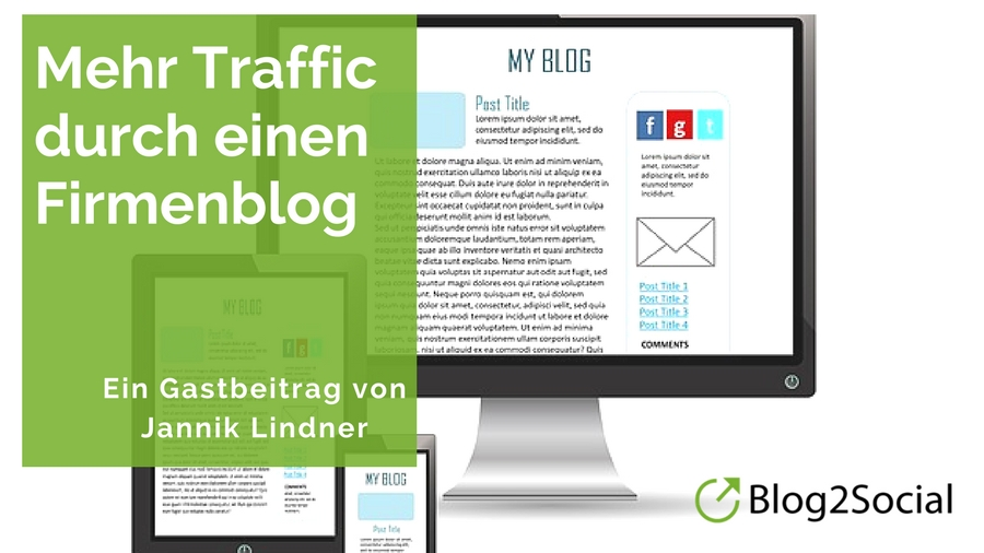 Traffic-durch-Firmenblog