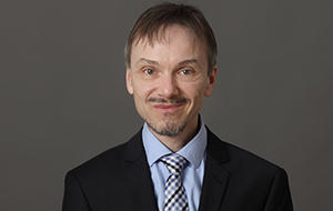 Experte Gernot Speck