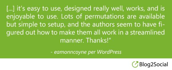 eamonncoyne über Blog2Social