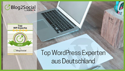 Liste Top WordPress Experten