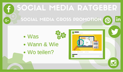 Ratgeber Social Media Cross-Promotion