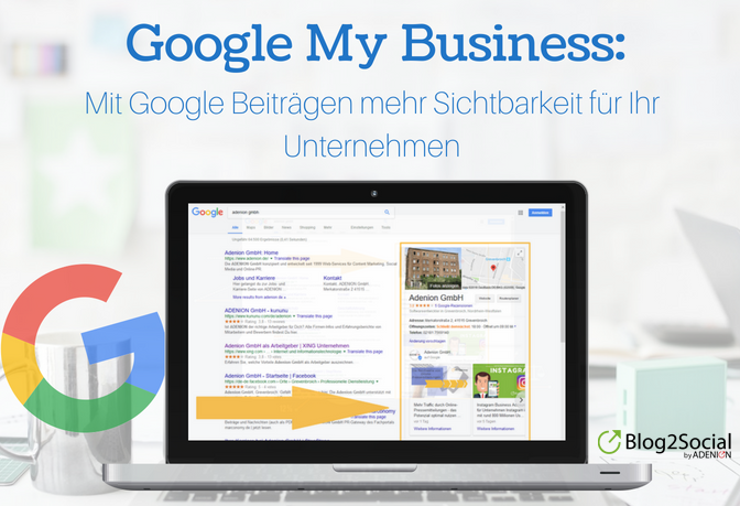 Leitfaden Google My Business