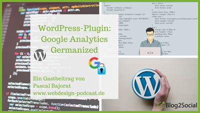 WordPress-Plugin: Google Analytics Germanized