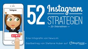 52 Instagram-Strategien für Unternehmen