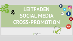 Social Media Cross-Promotion