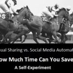 How to save time on social media