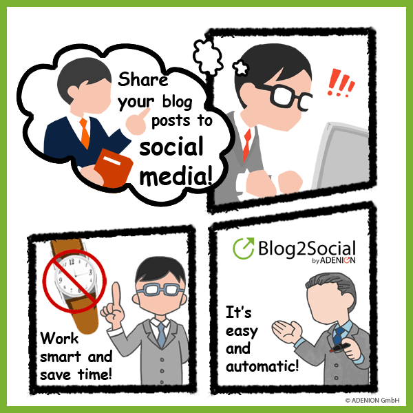 Test Blog2Social Premium for free