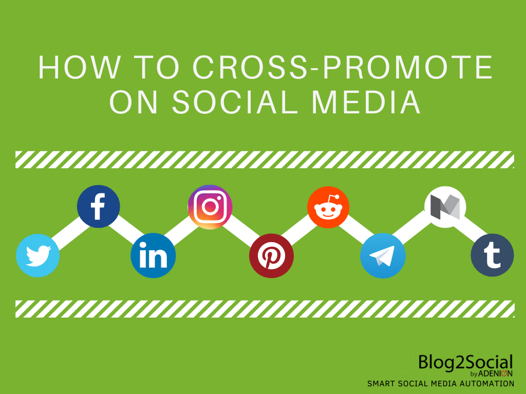 How to Cross-Promote on Social Media
