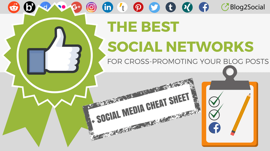 the-best-social-networks-for-cross-promoting-your-blog