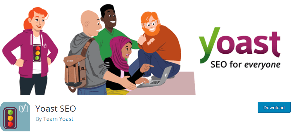 Das WordPress Plugin Yoast SEO für die suchmaschinenfreundliche Gestaltung Deines Blogs