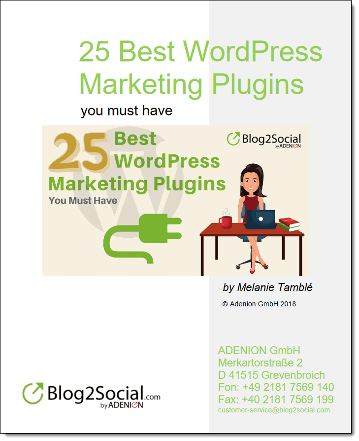 25 Best WordPress Marketing Plugins