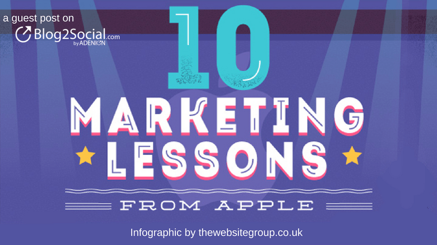 Apple Marketing Lessons