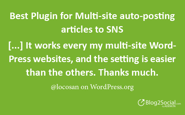 @locosan on WordPress