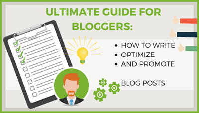 Ultimate guide for bloggers