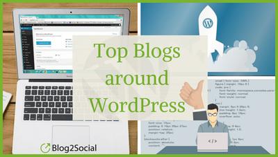Top Blogs around WordPress