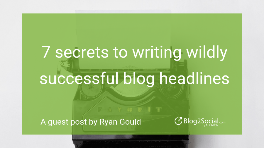 The Seven Secrets of PR Writing Skills