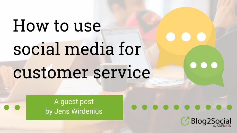 how-to-use-social-media-for-customer-service