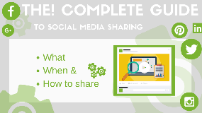 Social media sharing – complete guide