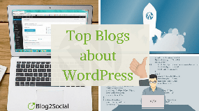 Top blogs around WordPress