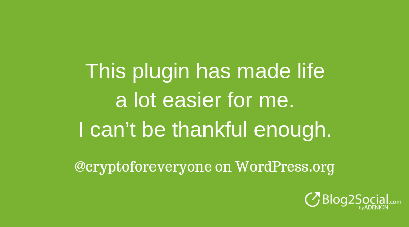 @cryptoforeveryone on WordPress