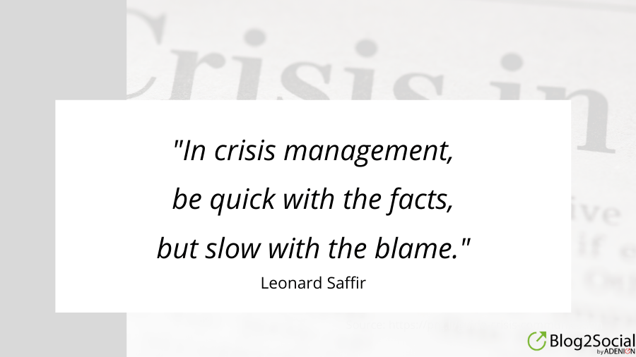 Quote Leonard Saffir