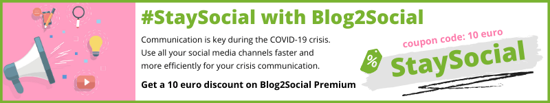 Communication is key during the COVID-19 crisis. Use all your social media channels faster and more efficiently for your crisis communication.