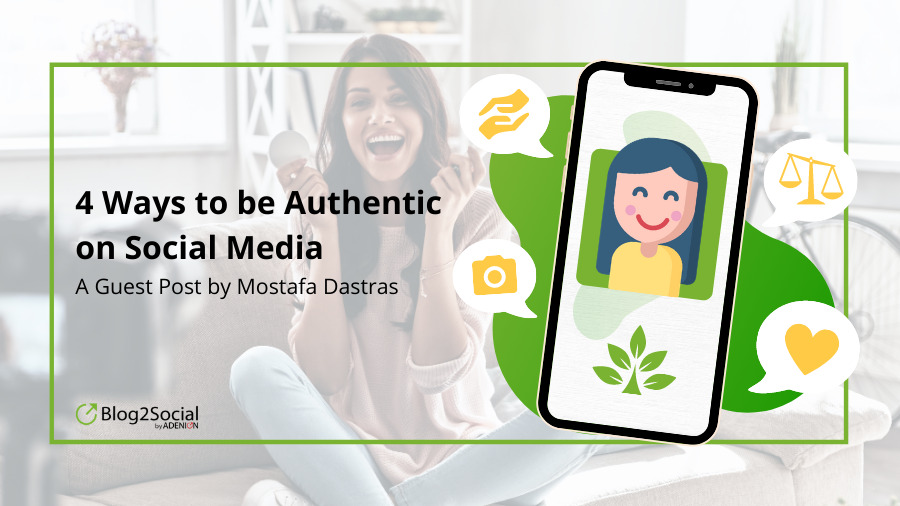 These tips will help your social media marketing to become more successful and more authentic