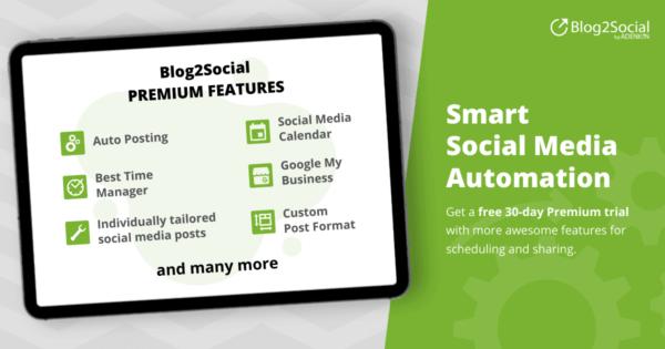 blog2social premium features